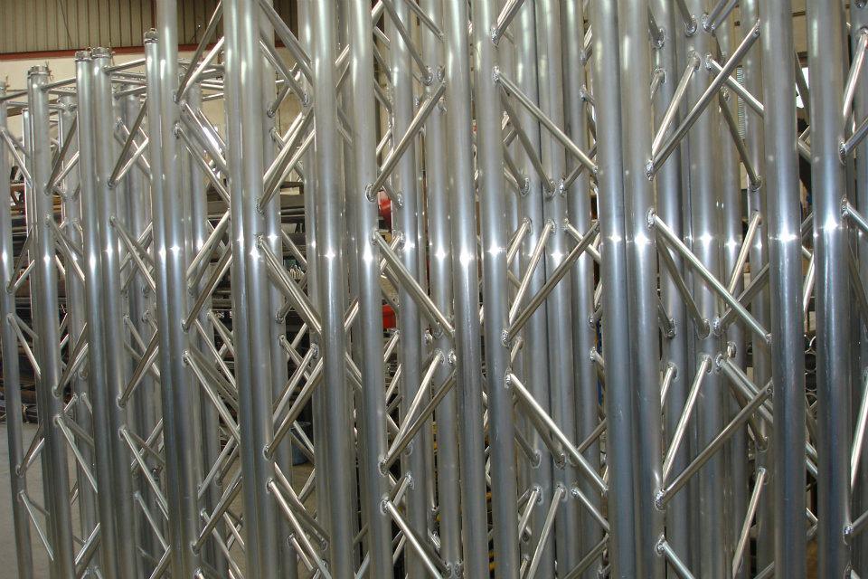 Trusses aluminio