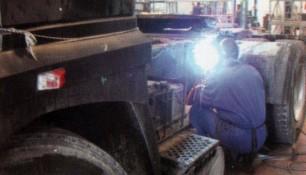 soldaduras especiales Valencia. Reparación in situ de chasis y plataformas