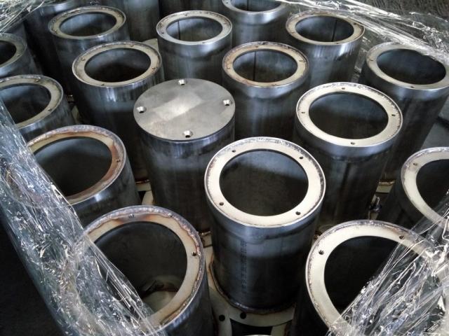 Fabricación por soldadura.Soldadura de acero inoxidable