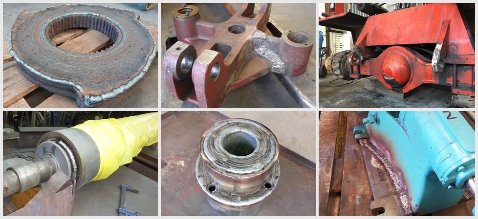 Soldadura mantenimiento industrial