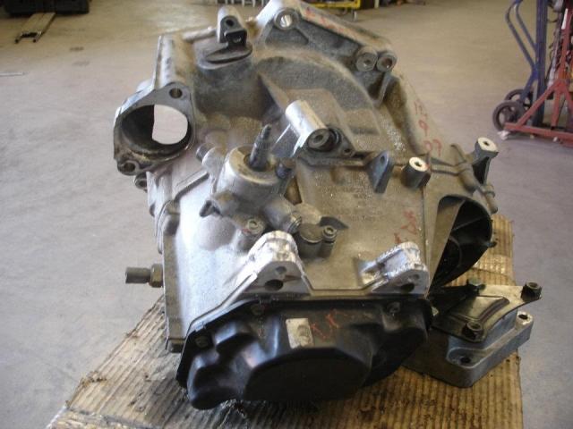 Reconstrucción de orejas en carcasa caja de cambios aluminio